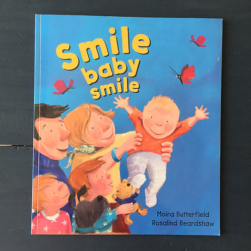 Smile, Baby, Smile (Picture Books) (Used )