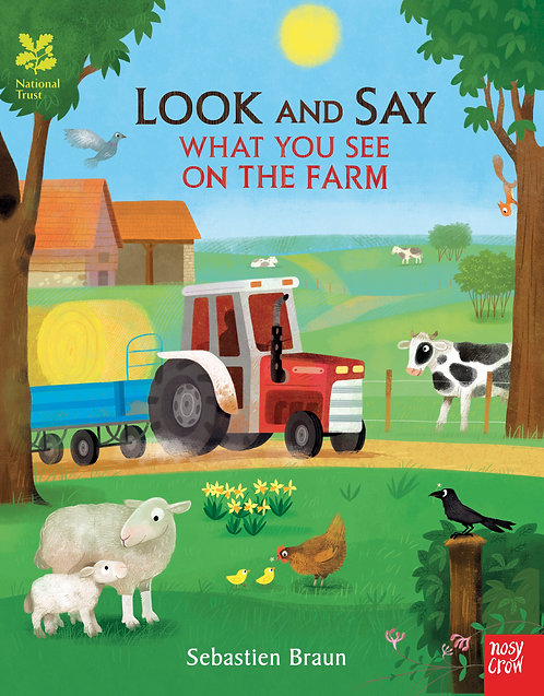 Look and Say What you see on the Farm