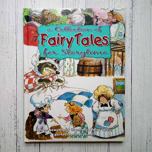 A Collection of Fairy Tales for Storytime (Used )
