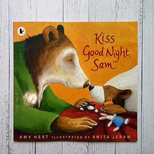 Kiss Good Night, Sam (used)