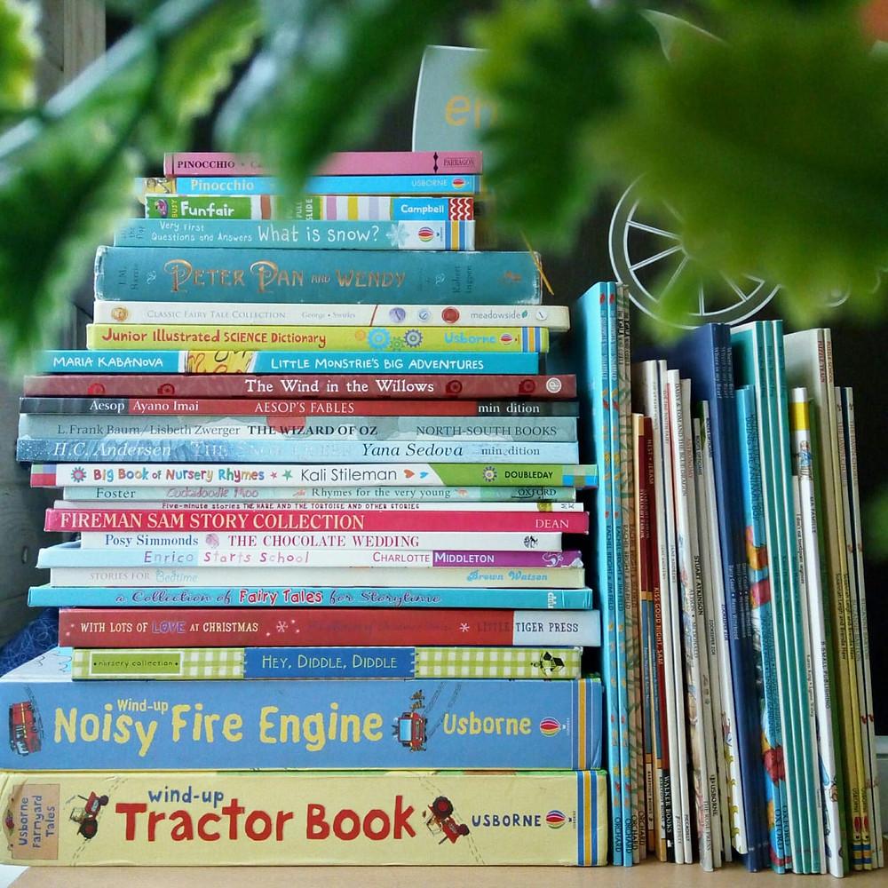Книги на английском | Маленькая Мечта