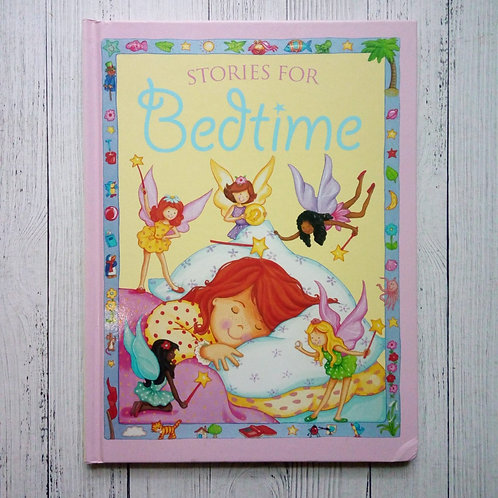 Stories for Bedtime (Hard Back Book) (Used )