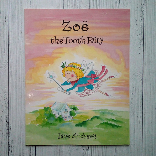 Zoe The Tooth Fairy (used)