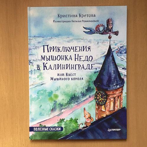 Приключения мышонка Недо в Калининграде, или квест мышиного короля.
