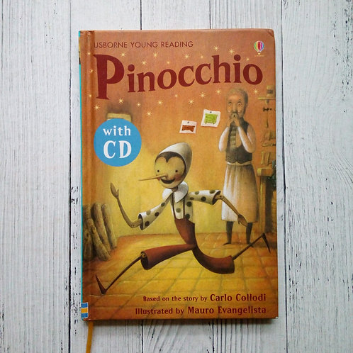 Pinocchio (Young Reading CD Packs) (Used )