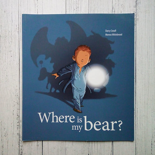 Where Is My Bear? (Used )