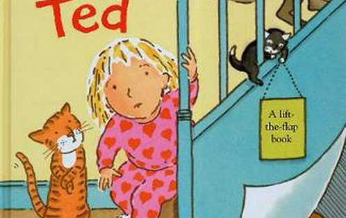 No Bed without Ted  (board book)