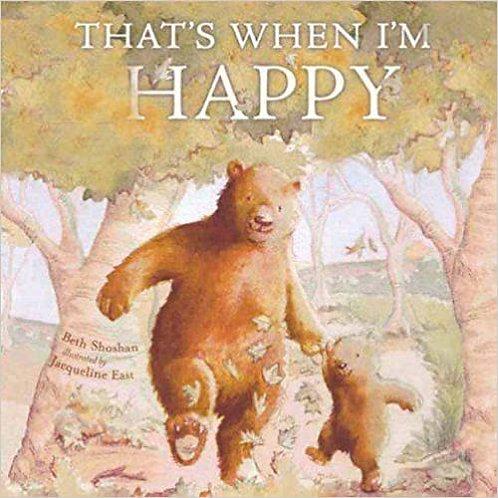 That's When I'm Happy (Mini Board Books) (Used )