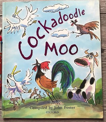 Cockadoodle Moo (used)