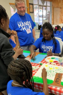 Camp Hands of Hope | September Recap