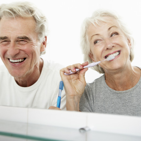 Oral Hygiene for Hospice Patients