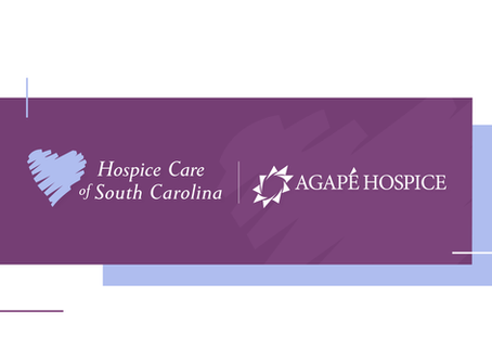 Hospice Care of South Carolina Acquires Agapé Hospice
