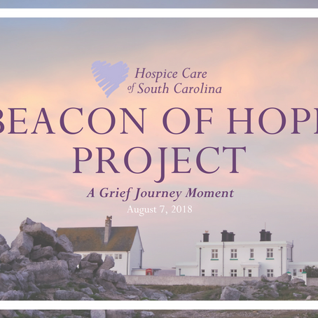 National Lighthouse Day - Beacon of Hope Project for Grief