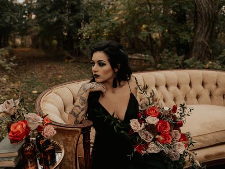 Eerily Romantic Wedding Night