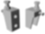 Fixação de Painéis, Fixação de Placas, Consoles Metálicos, Consolos Metálicos, Console Parafusado