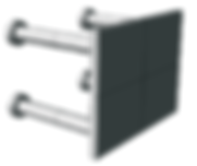 Fixação de Painéis, Fixação de Placas, Consoles Metálicos, Consolos Metálicos, Console Soldado