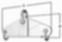 Acessórios de Movimentação, Ferramentas de Movimentação, Balancim Curto, Balancim, Içamento de Pilar