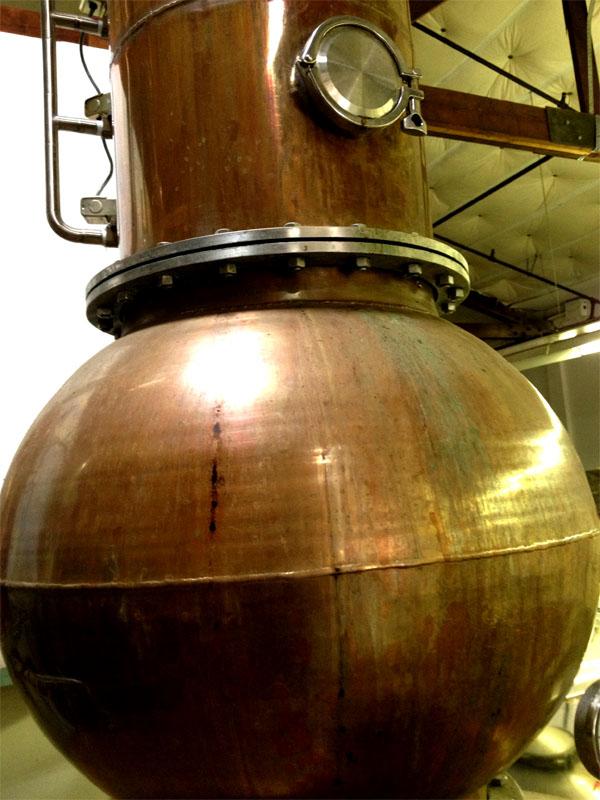 Verdome Copper  Pot Still
