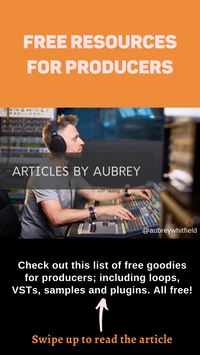 Free Resources for Producers