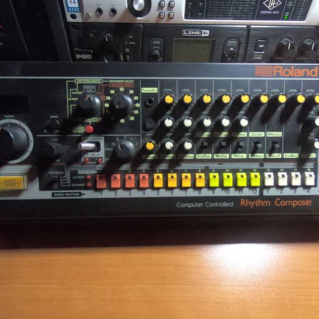 The infamous 808