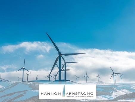 Hannon Armstrong's Entrance into the Green Convertibles Market