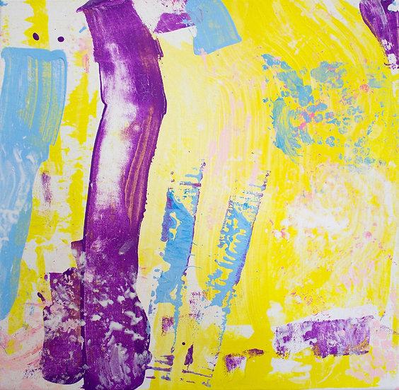 Jazz Obsession #6 / 40x40cm