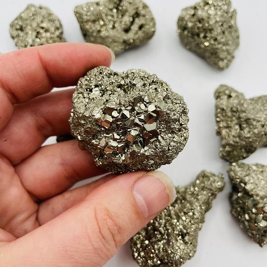 Pyrite de fer   pépitte
