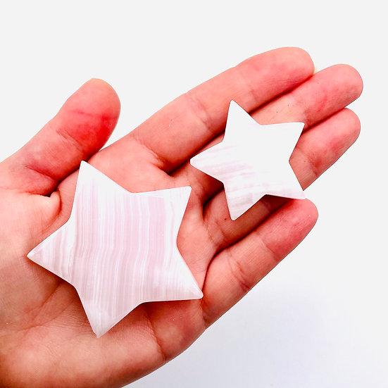 Calcite mangano | étoile