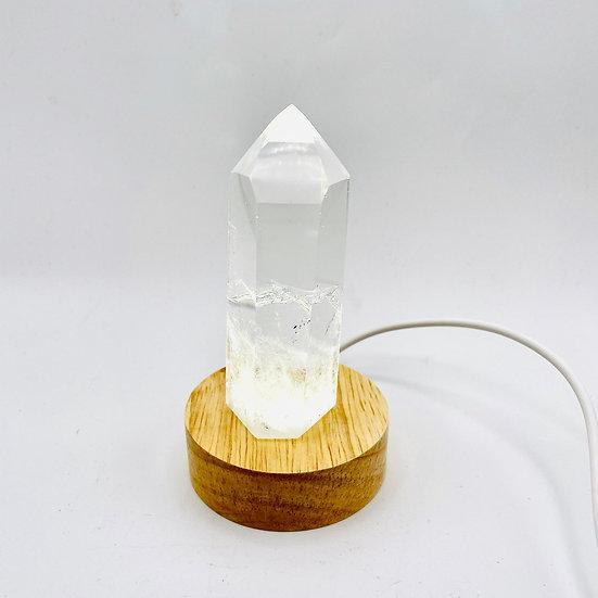 Quartz clair | lampe