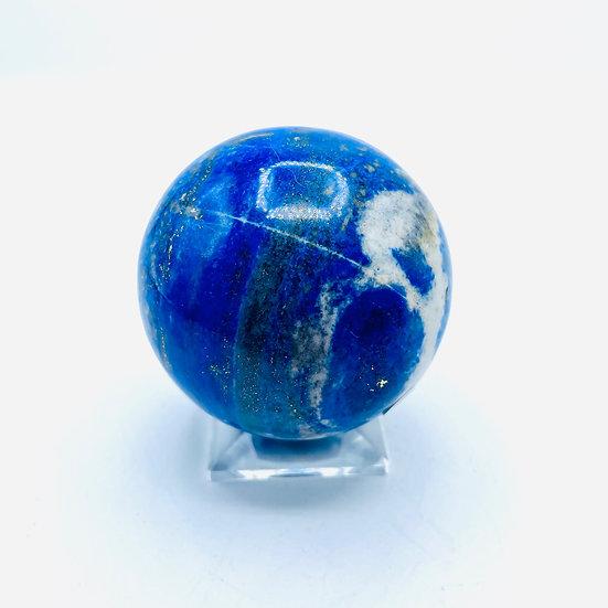 Lapis lazuli | sphère