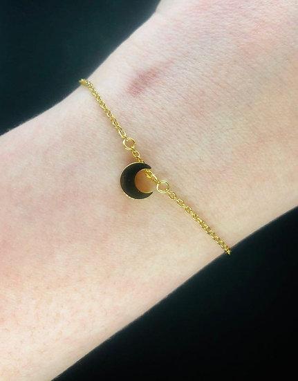 Luna || Bracelet ou chevillette