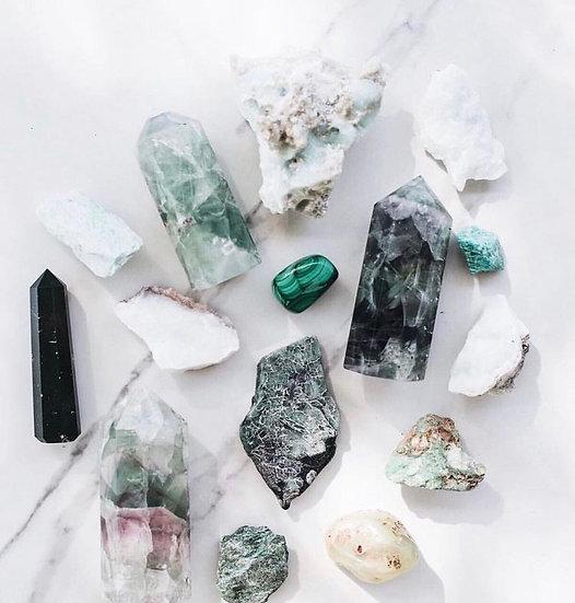 Boite surprise | cristaux variés