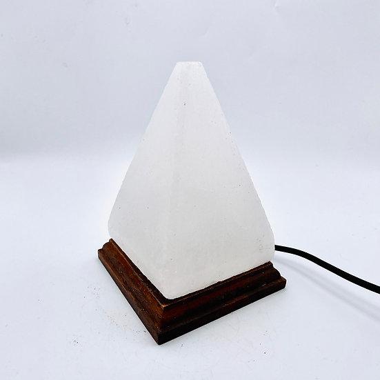 Lampe de sel   lumière multicolore