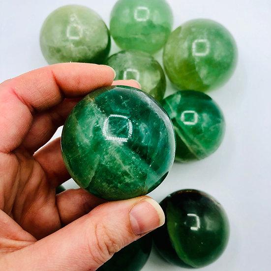 Fluorite | sphère