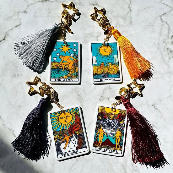 Porte clefs | carte de Tarot