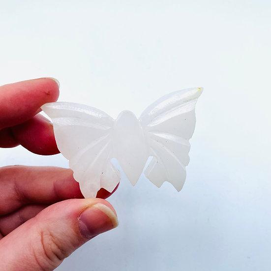 Calcite mangano | papillon