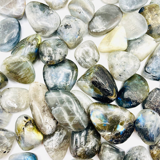 Labradorite | pierre roulée