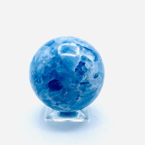 Calcite bleue | sphère