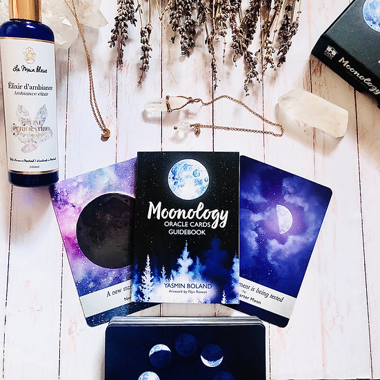 Ensemble magique de divination | Oracle Moonology