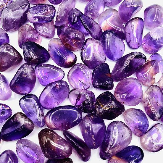 Améthyste | pierre roulée