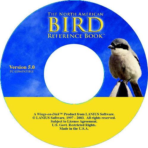 North America Bird Reference Book