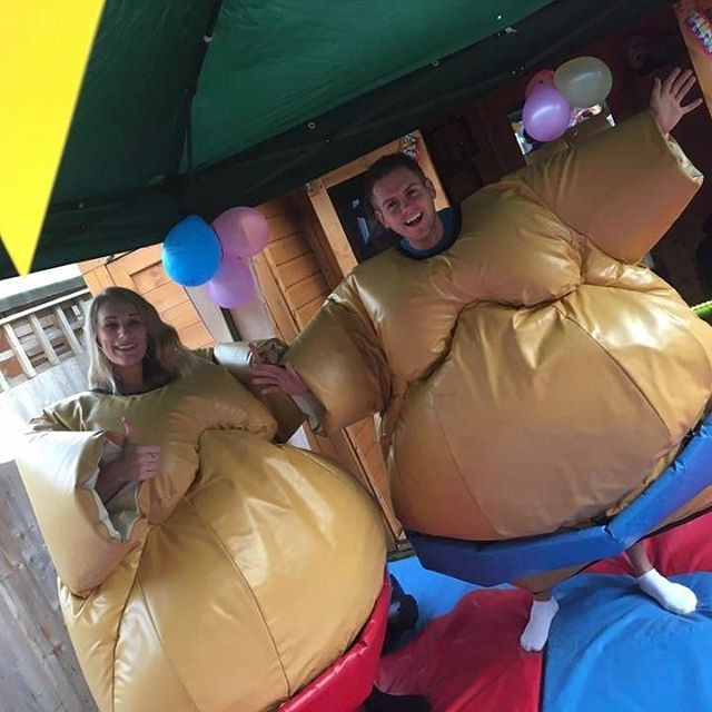 Sumo suit hire in hull and east york