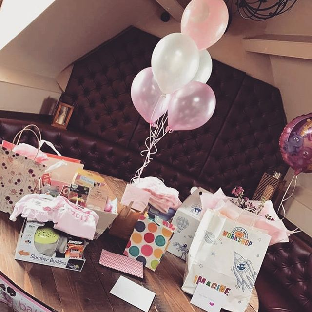 Baby Shower event hire