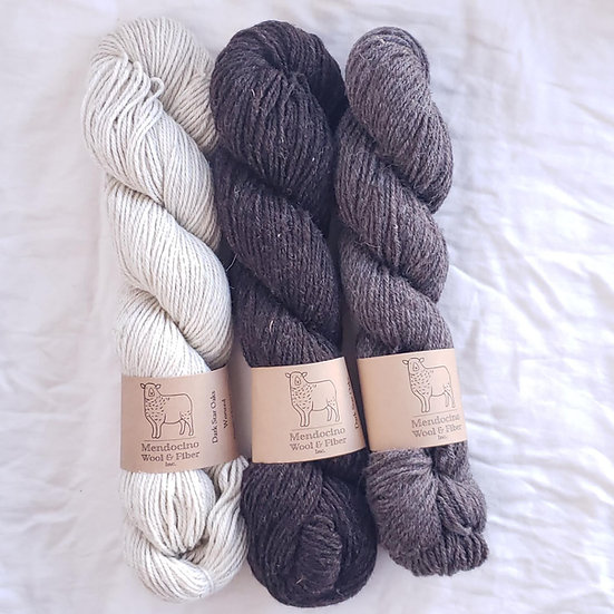 Dark Star Oaks Worsted