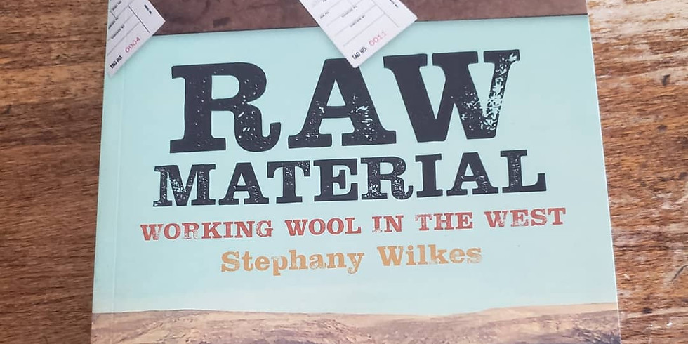 Open house and Raw Material Book Reading