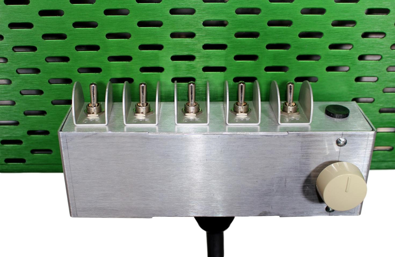 Barger 5 Lite LED Switch Box Image (White Background)