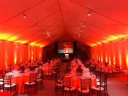 Gala 17 Premier Event Lighting