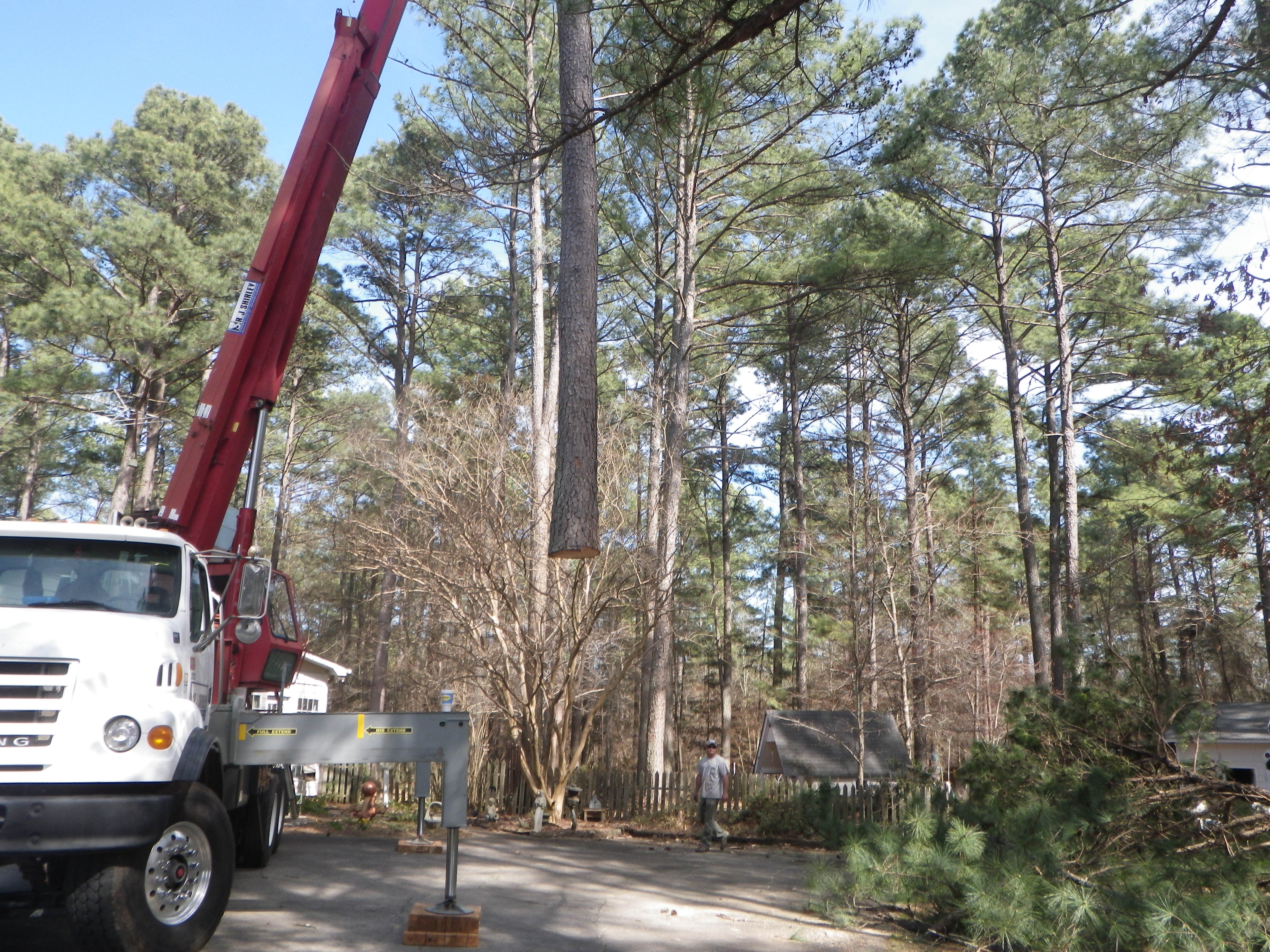 smith tree service llc services