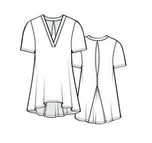 shirt w/ detail