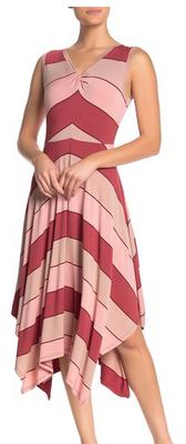 yarn dye jersey stripe
